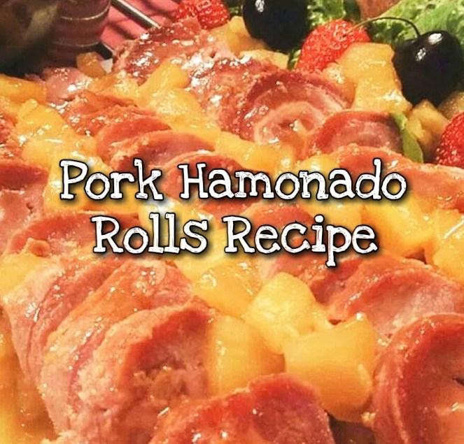 Pork Hamonado Rolls Recipe