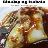 Binalay ng Isabela