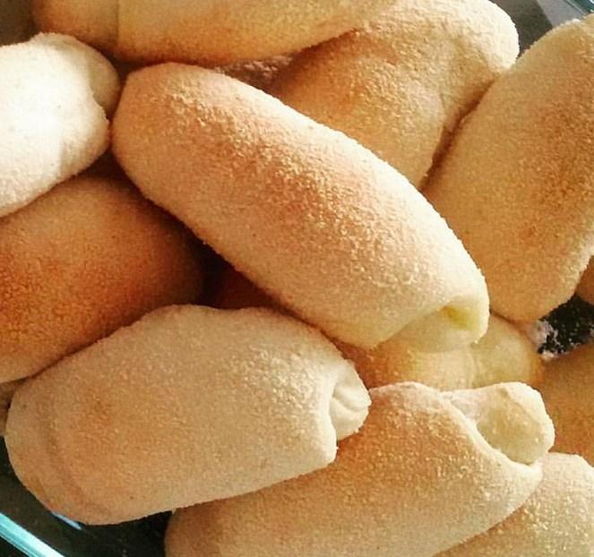 spanish bread recipe, how to make spanish bread