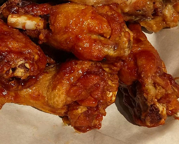 Red Thai Chicken Wings Recipe
