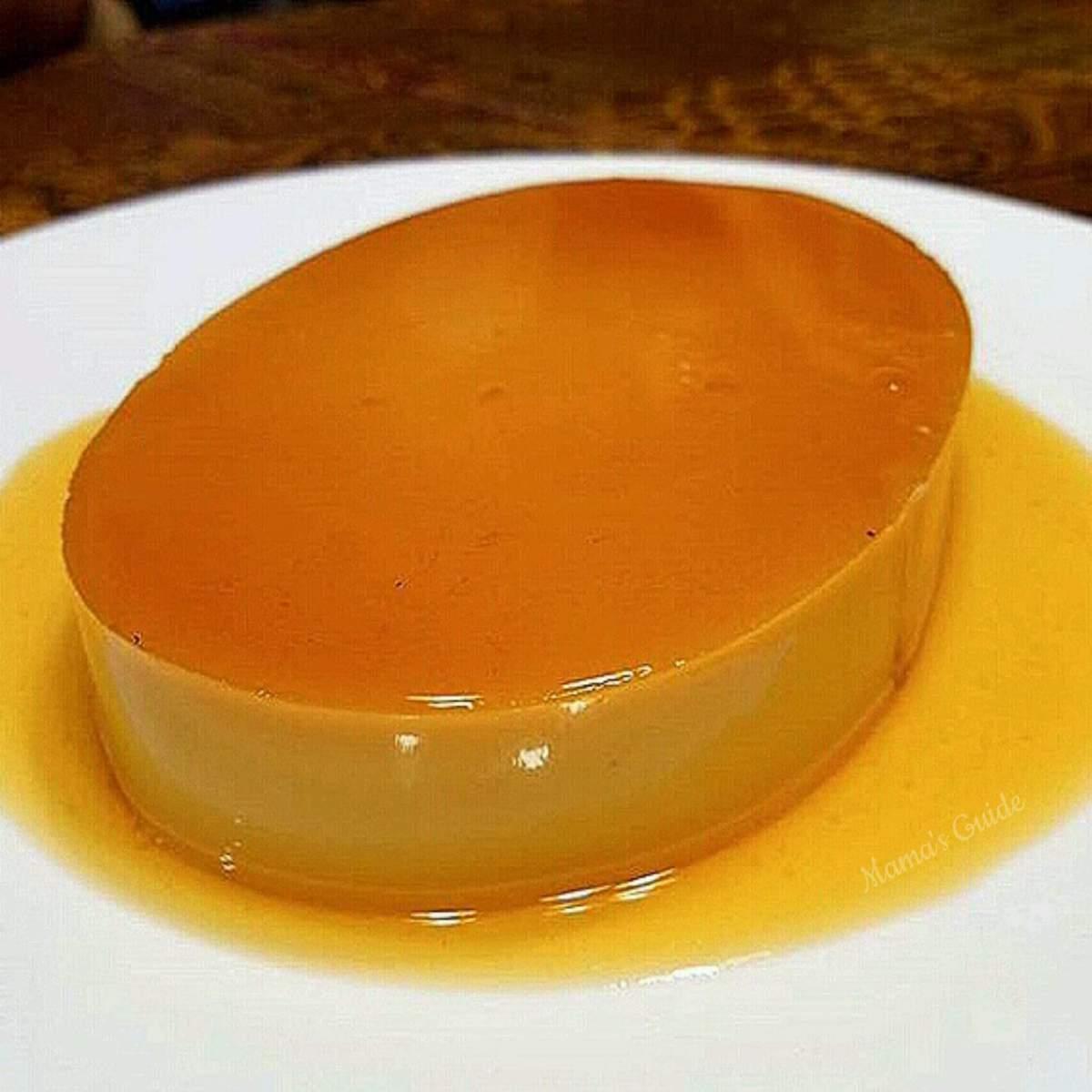 Leche Flan Special Recipe