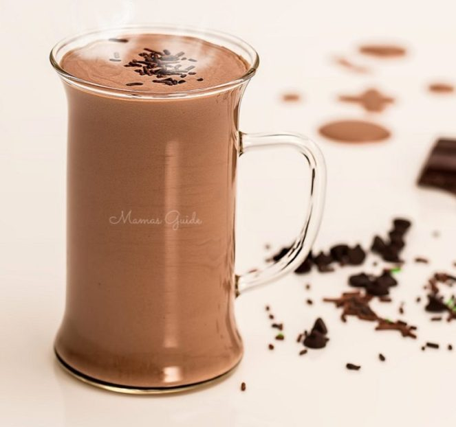 HOT CHOCOLATE DRINK RECIPE