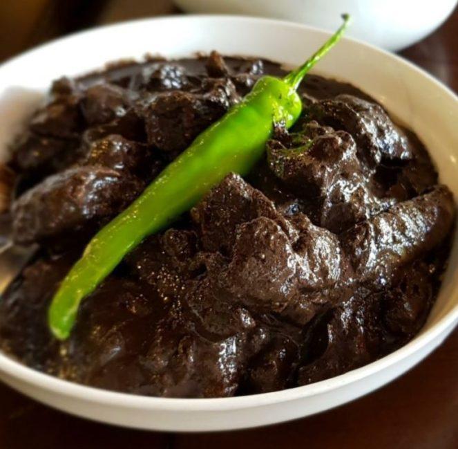 Pork Dinuguan with Gata Recipe