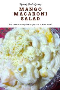 Mango Macaroni Salad