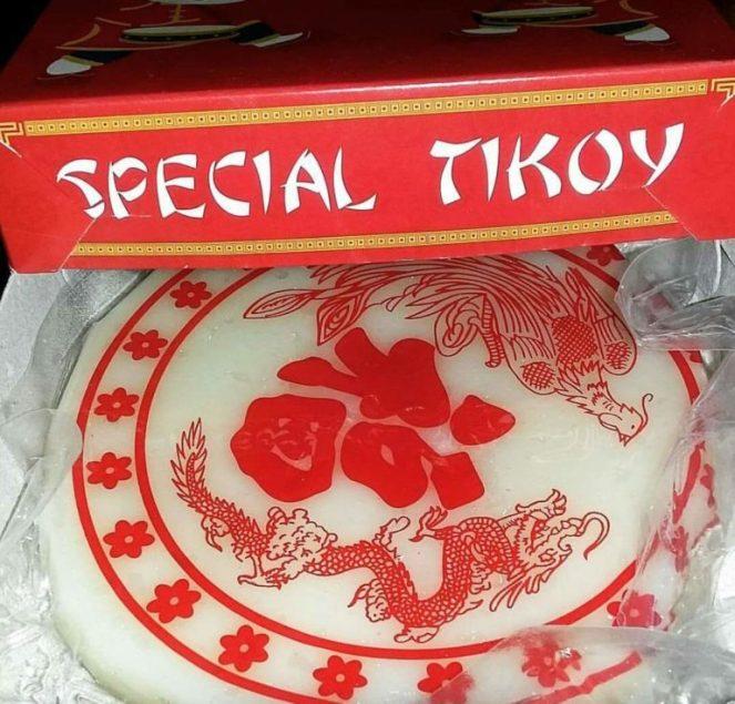 Homemade Tikoy Recipe, how to make chinese tikoy, paano gumawa ng tikoy, chinese sticky cake recipe, how to make homemade tikoy, nian gao, chinese sticky rice cake, chinese rice cake,