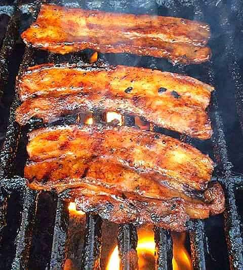 How Long Do You Grill Liempo Or Pork Belly Archives Mama S Guide Recipes