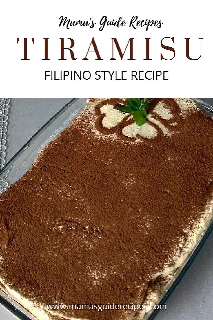 Filipino Desserts - Mama's Guide Recipes