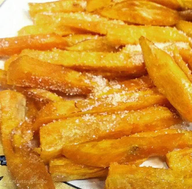 Crispy Camote Fries
