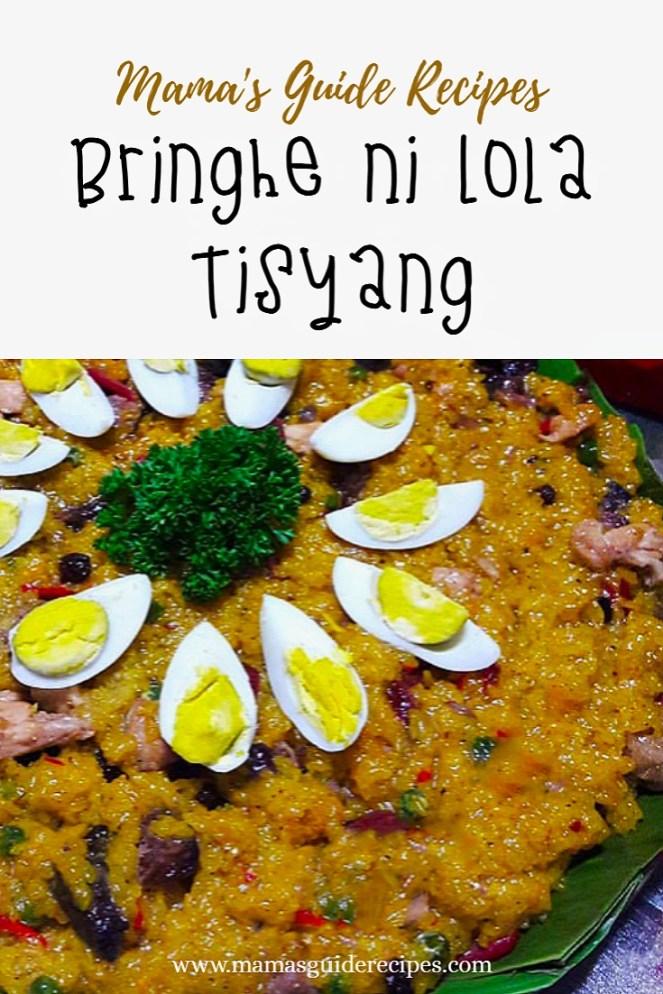 Bringhe ni Lola Tisyang