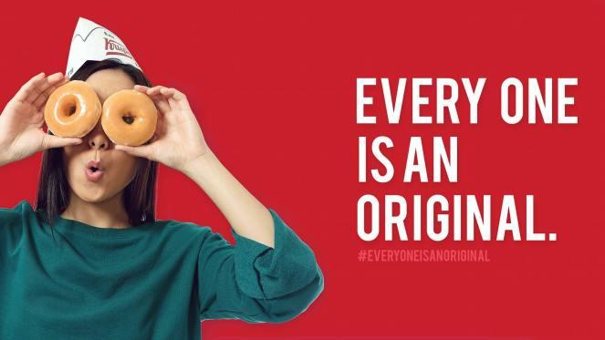 Bacon and Cheese Doughnut - Krispy Kreme