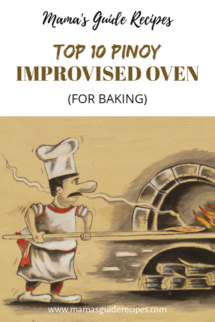 TOP 10 PINOY IMPROVISED OVEN (FOR BAKING)