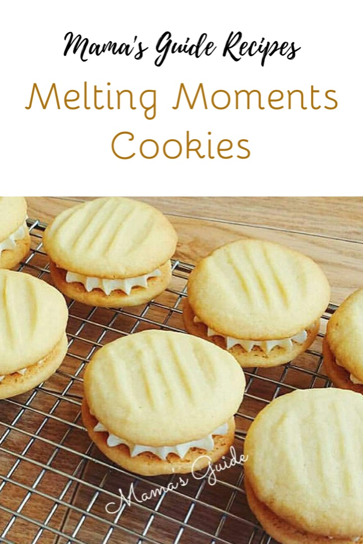 Melting Moments Cookies