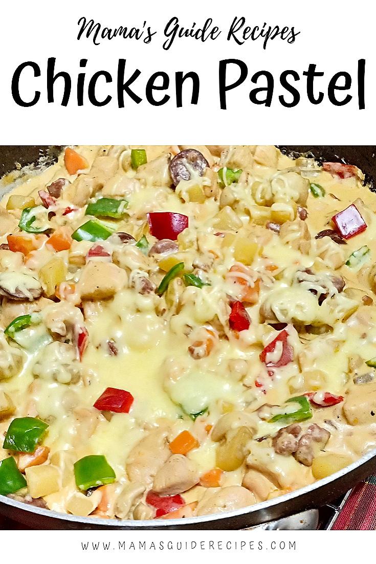 Chicken Pastel