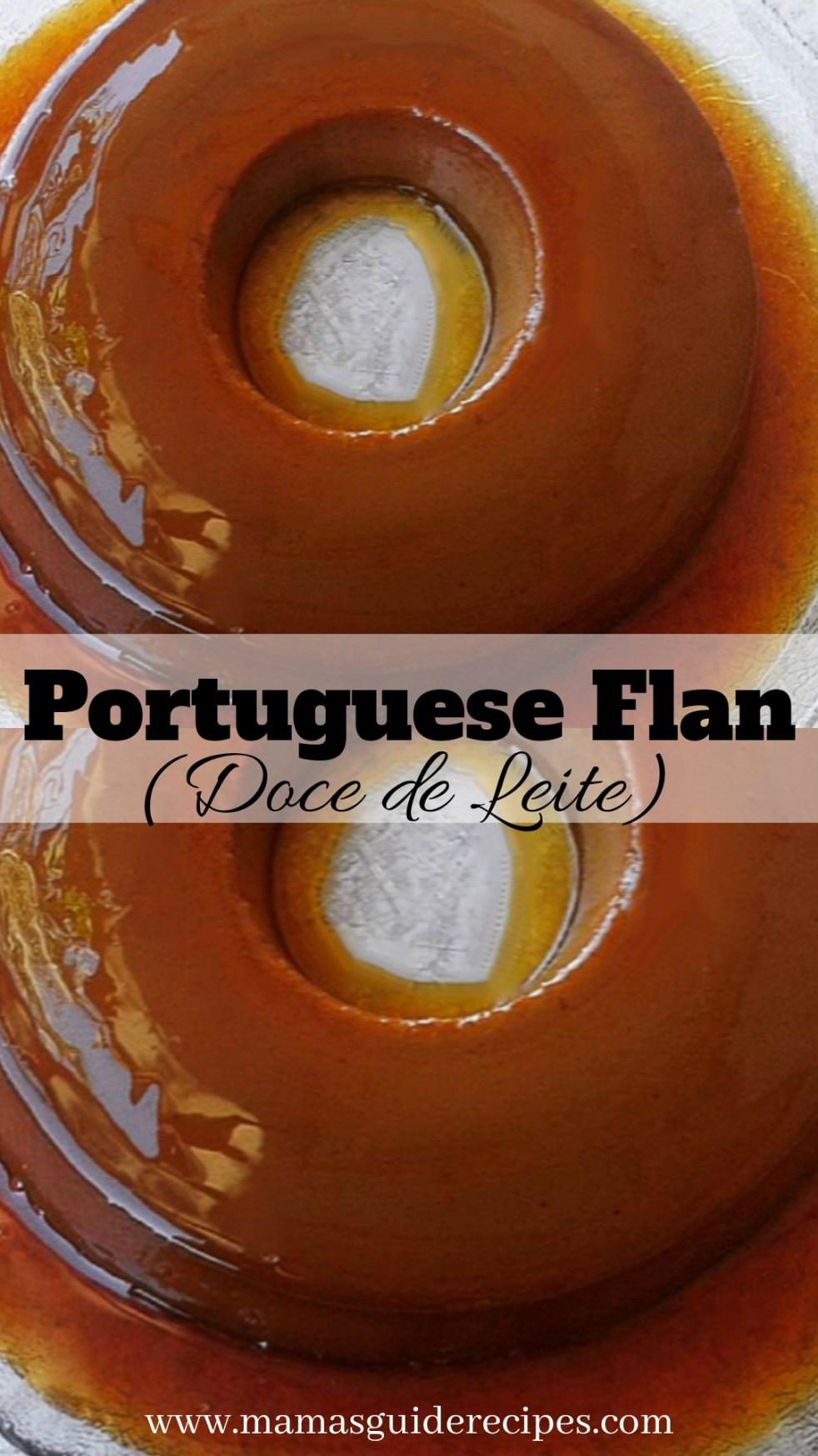 PORTUGUESE FLAN