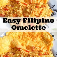 Easy Filipino Omelette
