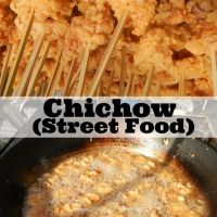 Chichow Street Food Recipe