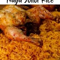 Naija Jollof Rice