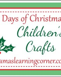 Children's Crafts: Felt Christmas Trees