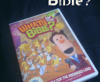 Mama's Review: What's in the Bible? DVD {Volume 4}
