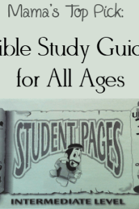 Bible Study Guide for All Ages: Mama's Top Bible Curriculum Pick