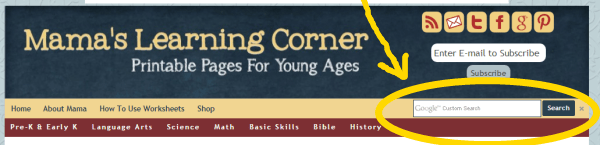 Better Way to Search for What You Need at Mama's Learning Corner