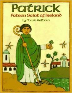 Patrick Patron Saint of Ireland