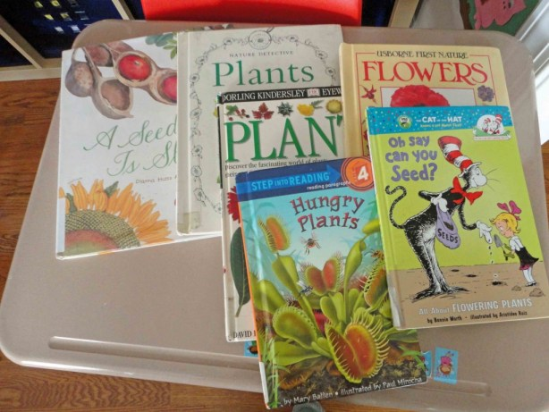 Themed Resource Packet on Plants