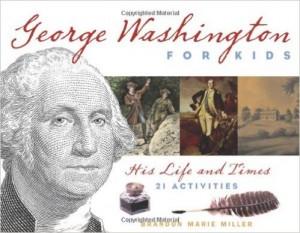 George Washington for Kids Activity Book