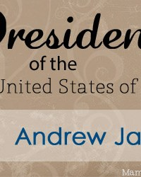 Andrew Jackson: Facts and Worksheets
