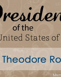 Theodore Roosevelt: Facts and Worksheets
