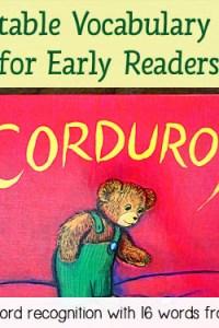 Book of the Week: Corduroy