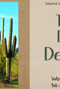 Desert Worksheet Packet for 1st-3rd Graders