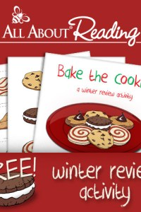 Bake the Cookies FREE Download from All About Learning!