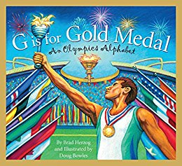 G is for Gold - Olympic Games