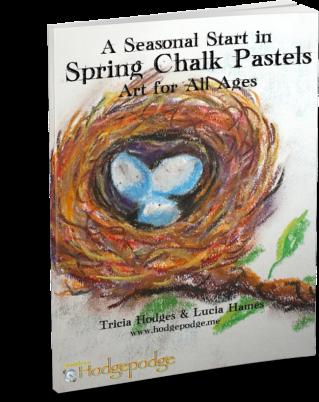 Spring Chalk Pastels ebook