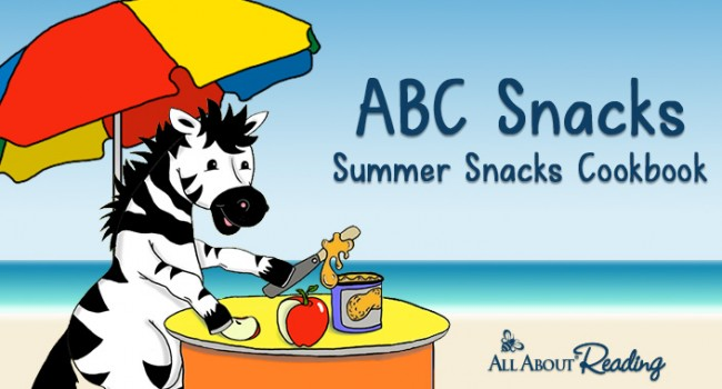 ABC Snacks from All About Reading