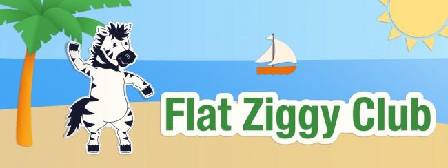 Flat Ziggy Summer Club