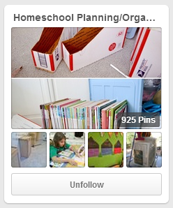 Homeschool Planning Pinterest Board