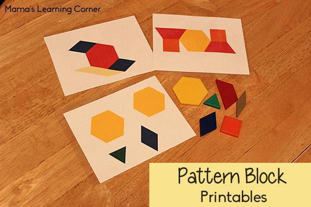 Free Pattern Block Patterns
