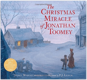 The Christmas Miracle of Jonathan Toomey