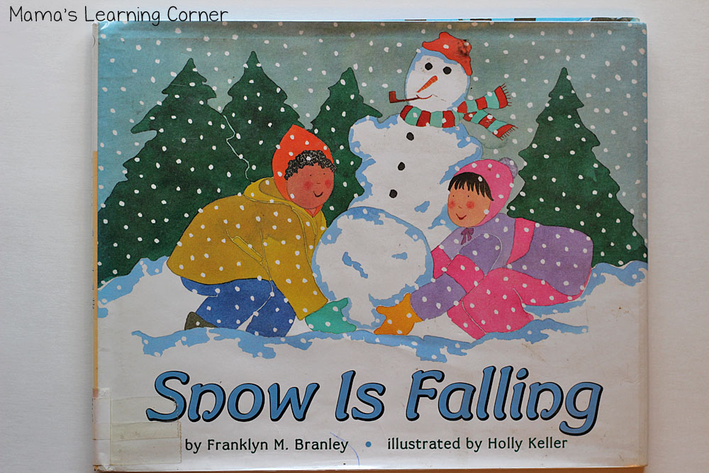 Books About Snow - Snow is Falling
