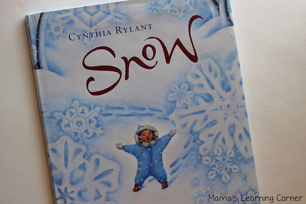 Books About Snow - Snow