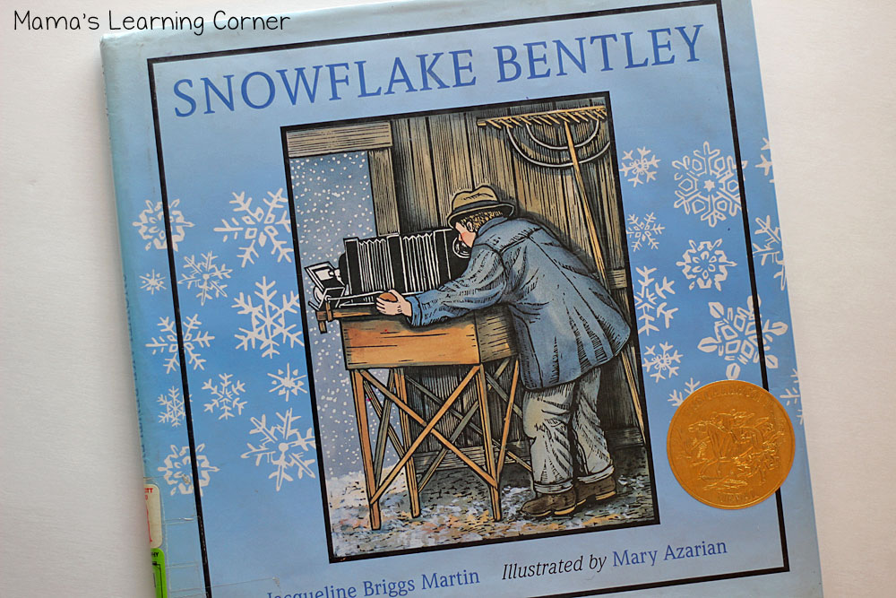 Books About Snow - Snowflake Bentley