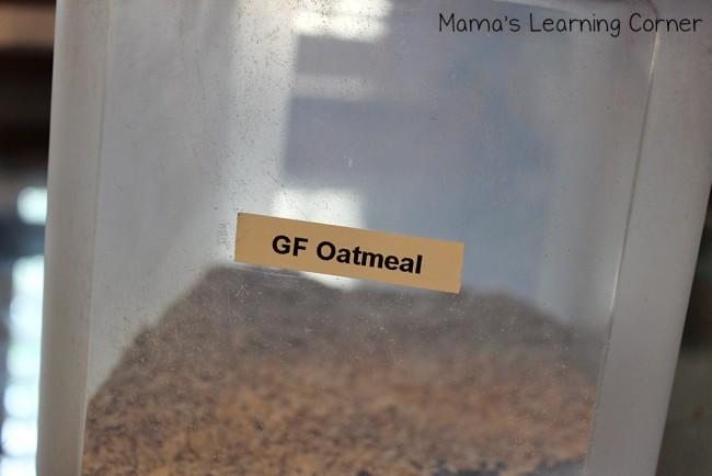Meal Planning Breakfast: Oatmeal
