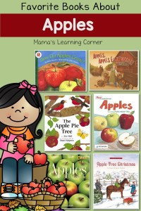 Our Favorite Books About Apples!
