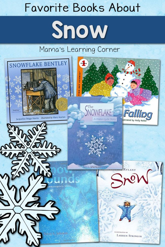 Favorite Books About Snow