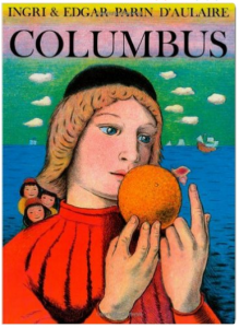 Columbus by Edgar D'Aulaire