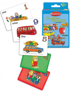Richard Scarry Cars and Trucks Card Game