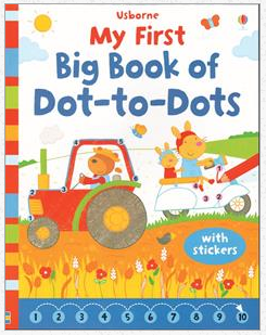 My First Big Book of Dot to Dots