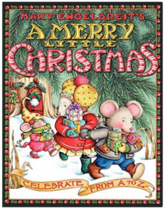 A Merry Little Christmas from A to Z